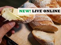 crusty fresh bread, photo TyLim/shutterstock