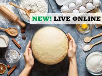hands arranging baking ingredients, photo GreenArt/shutterstock