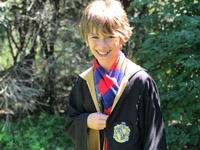 Boy Camper in Hogswood Forest Uniform for Summer Day Camp